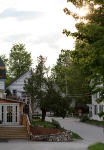 Village in Maine