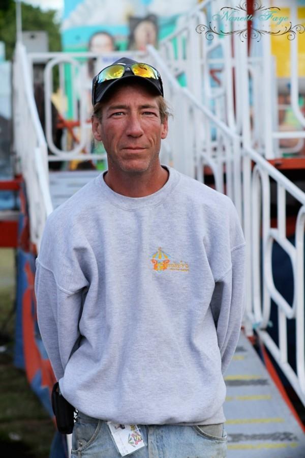 Keeper of the Ferris Wheel, Maine