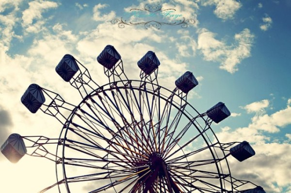 The Ferris Wheel, Maine County Fair