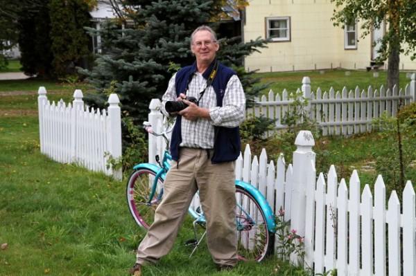 vintage bike, Mark Harrington