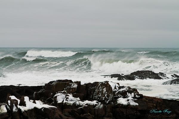 Maine ocean, Maine coast, Maine photography