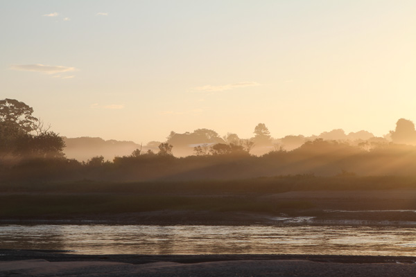 Maine, Maine river, river mouth, Marsh, Higgins Beach, Scarborough, Southern Maine coast, sunrise, Nanette Faye Photography