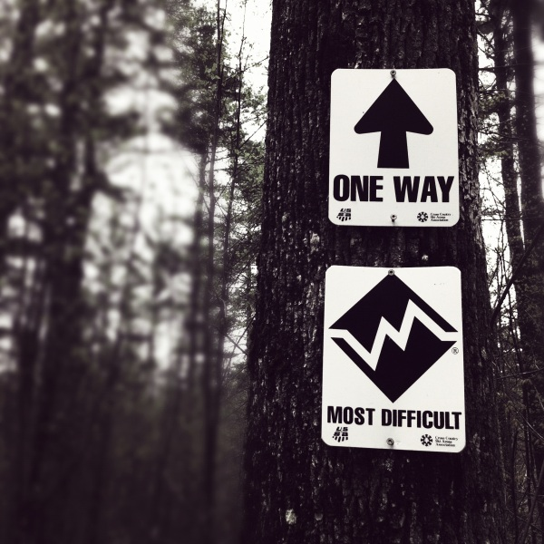 One way, most dangerous!