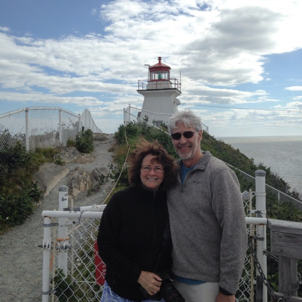 It was a tad windy and cold but our favorite stop of the day! Enrage Lighthouse