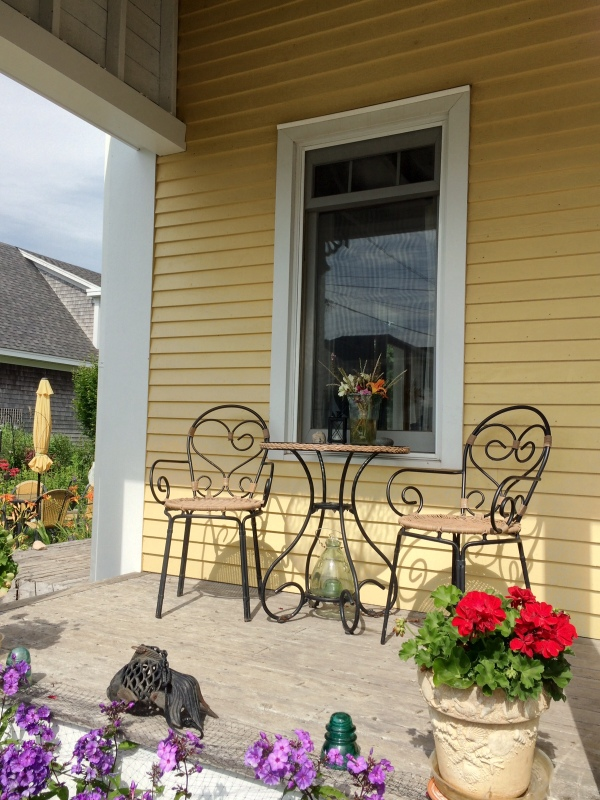canadian porch