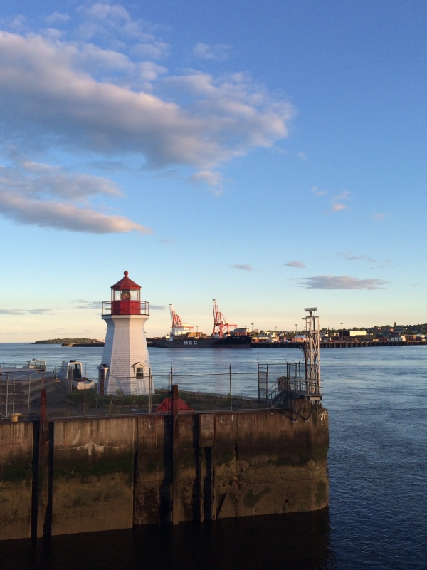 saint john, NB, lighthouse